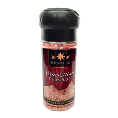 The Spice Lab Himalayan Pink Salt (1 lb.)