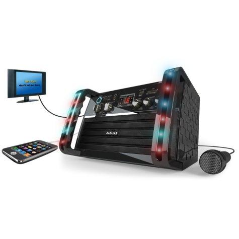 Akai KS 212 Top Load CD+G Karaoke Machine