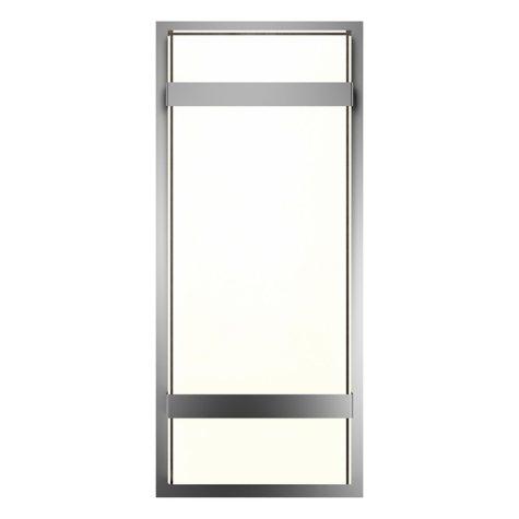 Artika Glowbox Interior/Exterior LED Integrated Wall Light Fixture (Stainless Steel)