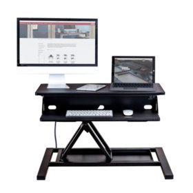 Electric Level Up Pro 32 Standing Desk Converter