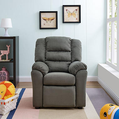 Mason Collection Kids' Recliner (Assorted Colors)