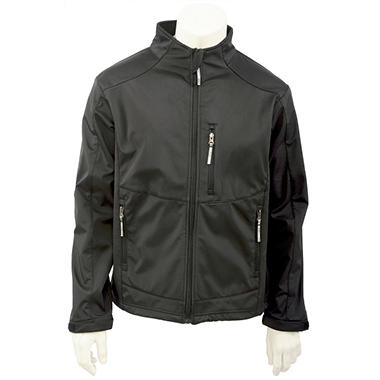 Dutch Harbor Gear Colchuck Softshell Jacket - Black