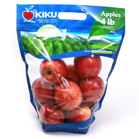 Kiku Apples (4 lb. bag)