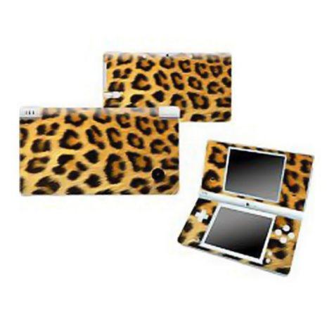 Gamer Graffix Leopard Skin Skin for the DS Lite