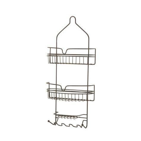 Honey-Can-Do Shower Caddy, Bronze