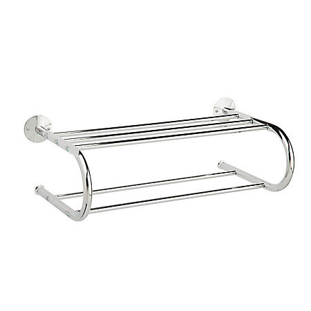 Honey-Can-Do Towel Rack, Chrome