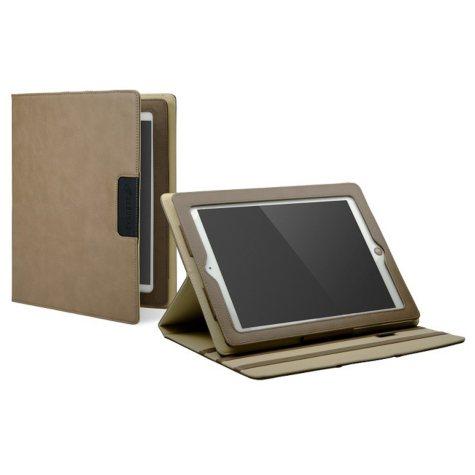Cygnett Lavish Folio Case - Beige