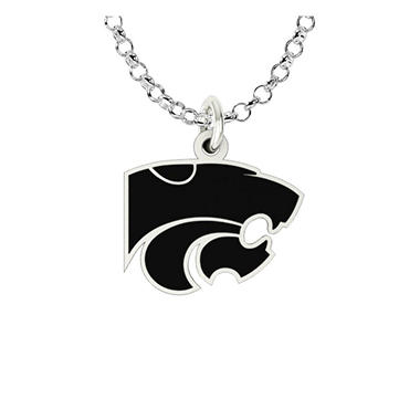 Kansas State University Sterling Silver Collegiate Jewelry Collection (Assorted Styles)