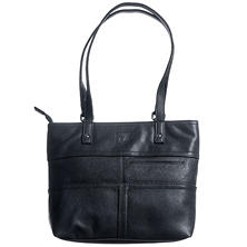 Stone Mountain Delaney Leather Tote Handbag