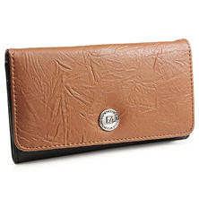 Stone Mountain Large Tri-Fold Leather Wallet