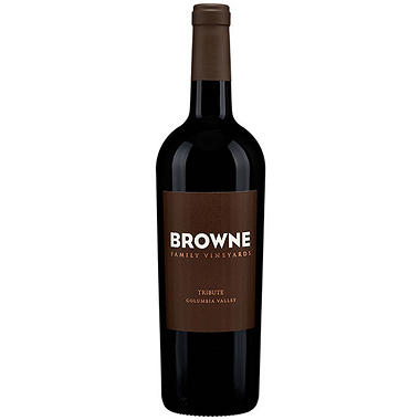 +BROWNE FAMILY RED BLEND 750ML
