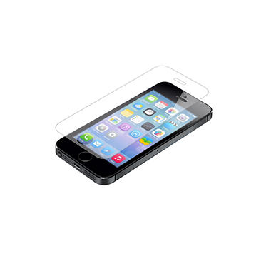 ZAGG InvisibleShield Glass Screen Protection for Apple iPhone 5, 5C and SE