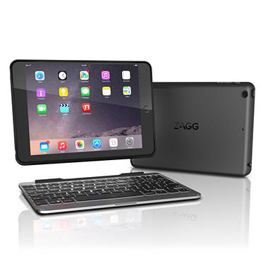 Zagg Mini Slim Book Case with Keyboard