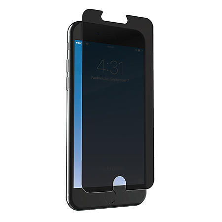 Zagg InvisibleShield Privacy Glass for Apple iPhone (Choose size)