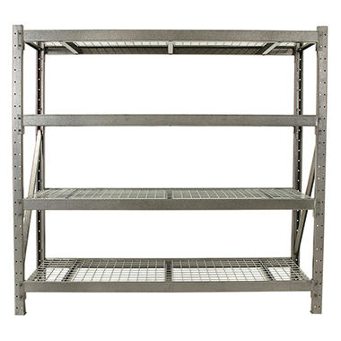10,000 Pound Storage Rack - Welded and Bolted