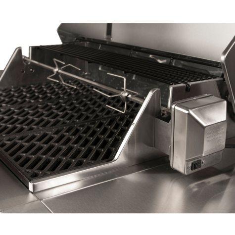 Member's Mark Custom Rotisserie for Member's Mark 5-Burner LP and Natural Gas Grills