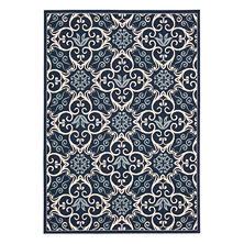 Nourison Jupiter Rug, Navy (Assorted Sizes)
