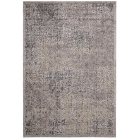 Nourison Corona Rug, Grey (Assorted Sizes)