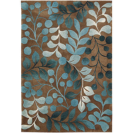 Nourison Marietta Rug, Mocha (Assorted Sizes)