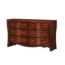 Jansen 6-Drawer Dresser