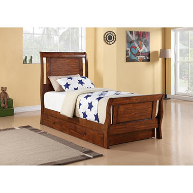 Travis Bed (Assorted Sizes)