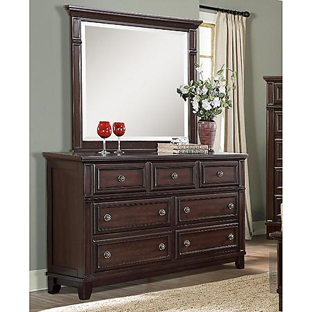 Harland Dresser & Mirror