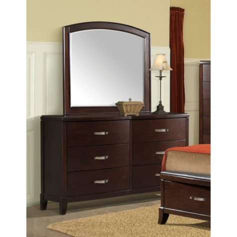 Elaine Dresser with Mirror