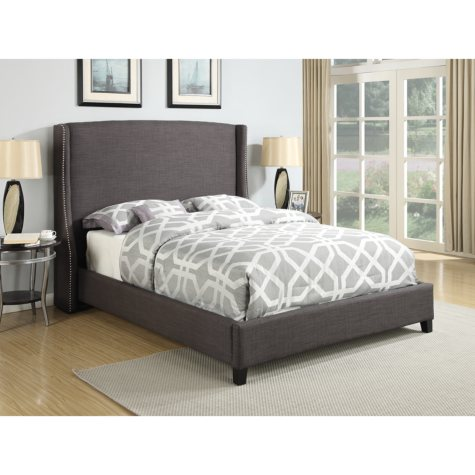Barclay Upholstered Bed (Assorted Sizes)