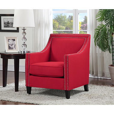 Best Seller Emery Upholstered Chair Assorted Colors