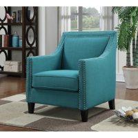 Society Den Emery Upholstered Chair (Multiple colors)