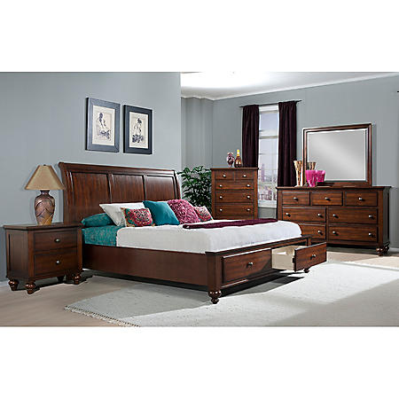Channing Bedroom Furniture Set (Assorted Styles)