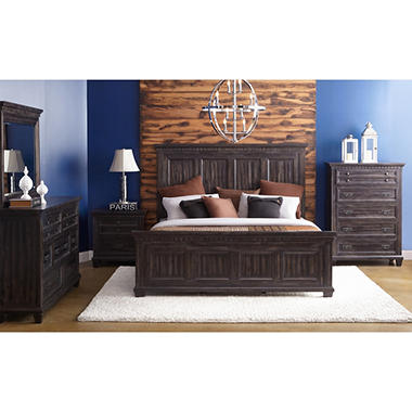 Steele Bedroom Furniture Set (Assorted Sizes) - Sam\'s Club
