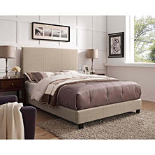 Jana Queen Bed (Assorted Colors)