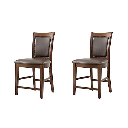 Pruitt Counter Side Chair Set