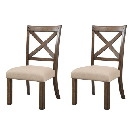 Francis Side Chairs, Set of 2
