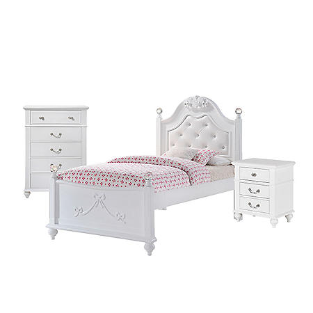 Annie Bedroom 3PC Set (Assorted)