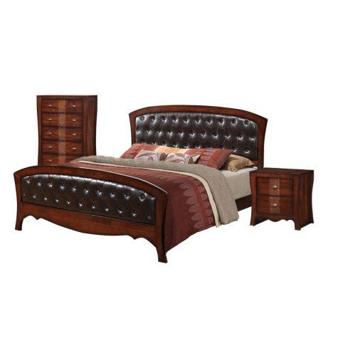 Jansen Bedroom Furniture Set (Choose Size)