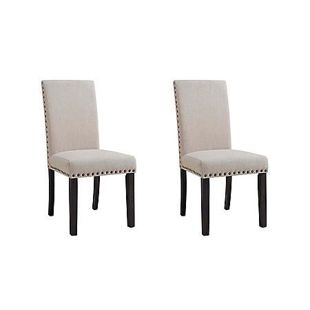 Bradley Upholstered Side Chair Set