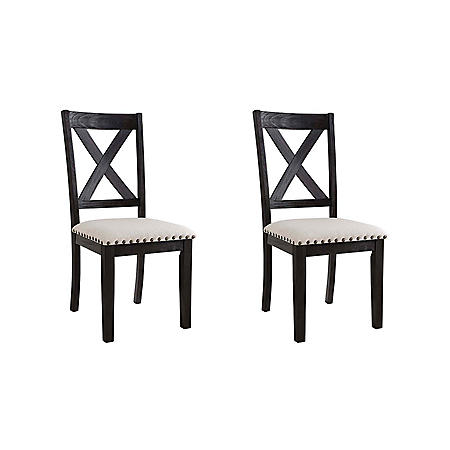 Bradley X-Back Side Chair Set