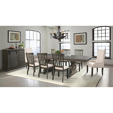 Stanford 10-Piece Set  Dining set