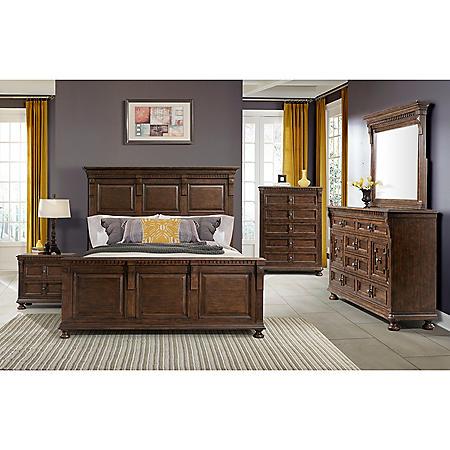 Henry Bedroom Furniture Set (Assorted Sizes)