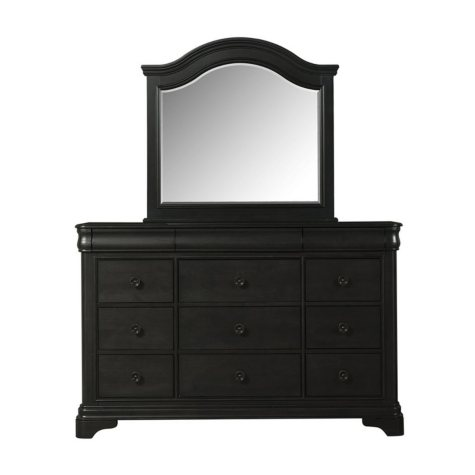 Conley Dresser and Mirror