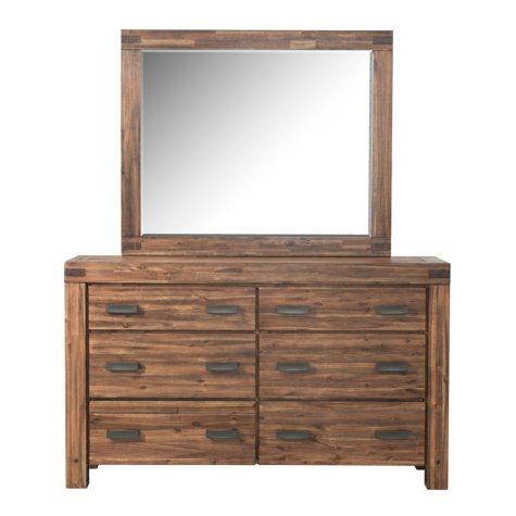 Joel Dresser & Mirror Set