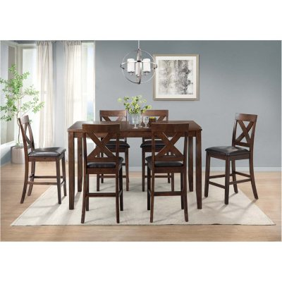 Alexa 7 Piece Dining Set