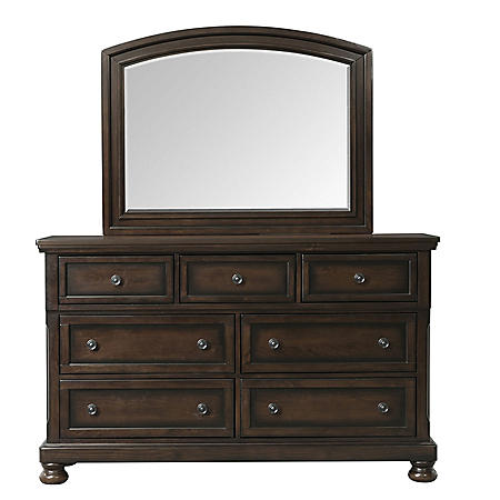 Kingsley Dresser & Mirror Set