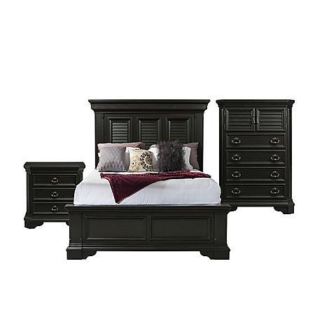 Bradshaw Storage Bedroom Set (Assorted Sizes)