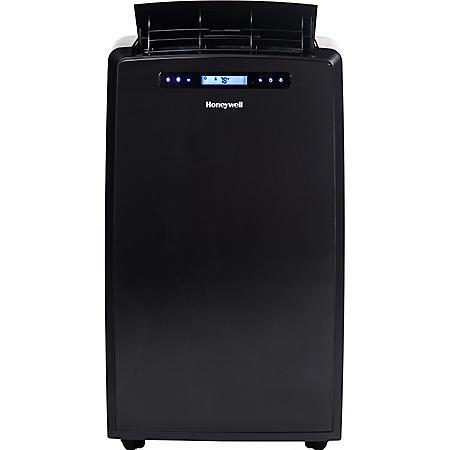 14,000 BTU Portable Air Conditioner with Remote Control - Black
