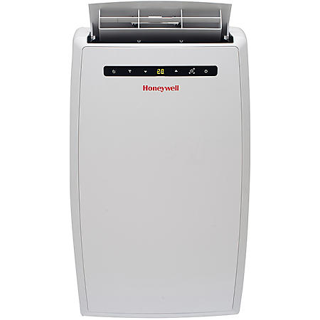 Honeywell 12,000 BTU Portable Air Conditioner with Remote Control -  White