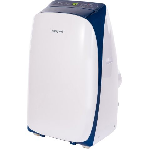 HL Series 12,000 BTU Portable Air Conditioner with Remote Control -Blue/White
