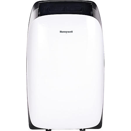 Honeywell Series 10,000 BTU Portable Air Conditioner with Remote Control - White/Black